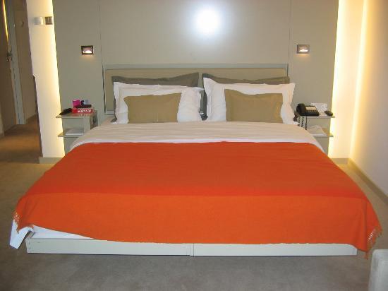 Design Hotel Josef Prague: Standard bedroom