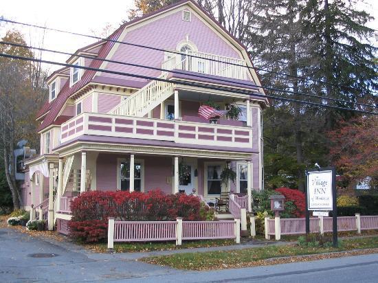 The Village Inn of Woodstock: Village Inn on arrival