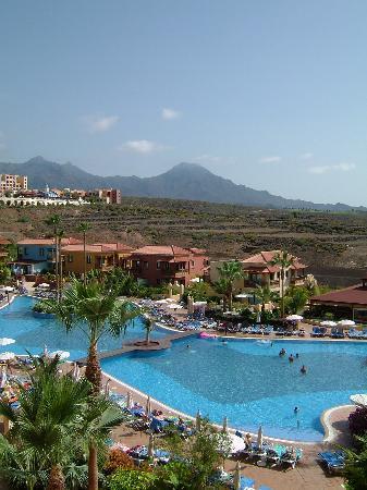 Bahia Principe Costa Adeje: Hotel view