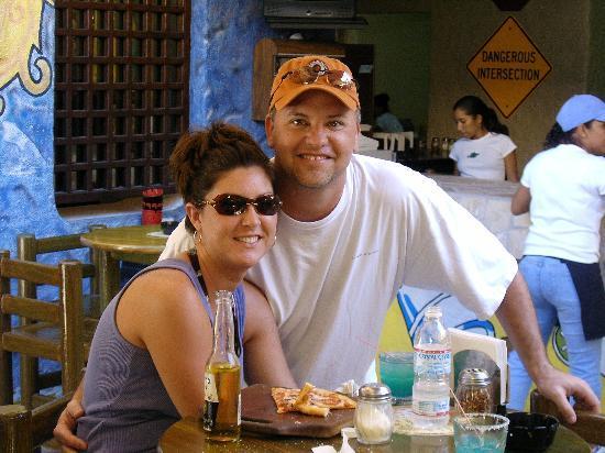 Hilton Los Cabos Beach & Golf Resort: Cabo Wabo
