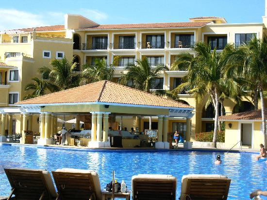 Hilton Los Cabos Beach & Golf Resort: dreams pool