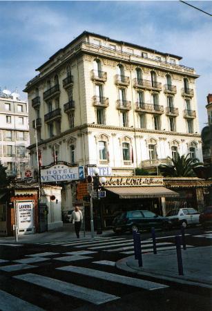 Hotel Vendome Nice