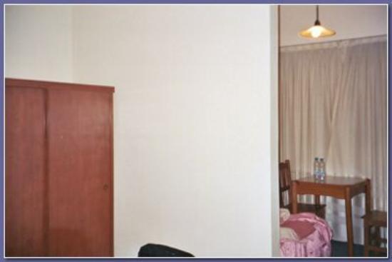Hotel Principe: Main part looking into alcove
