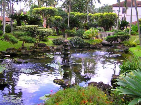 Pono Kai Resort: The resort grounds