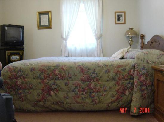 Placerville, Califórnia: Mark Twain room