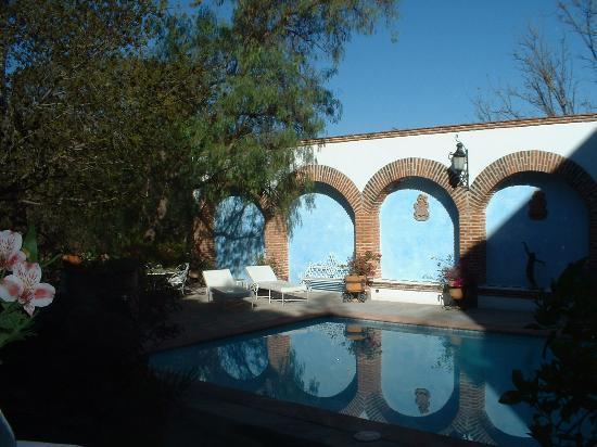 La Puertecita Boutique Hotel: One of the pools at La Puerticita