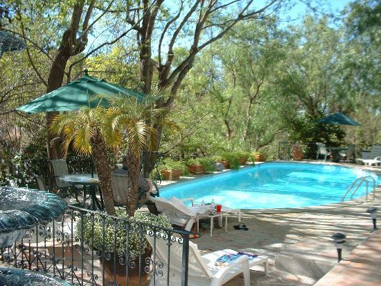 La Puertecita Boutique Hotel: Main pool at La Puerticita