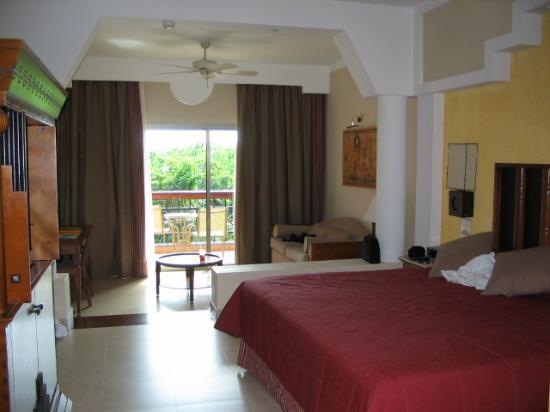 Iberostar Paraiso Maya: Guest rooms