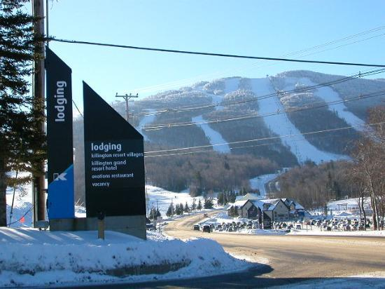 Killington Resort Village Pinnacle Condominiums : Killington is within walking distance to the condo!