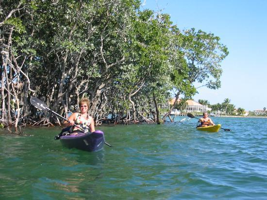 Club Regency of Marco Island: Exploring South Side of Island