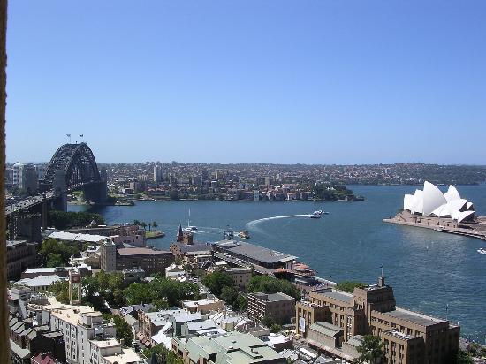 Quay West Suites Sydney : A view to die for