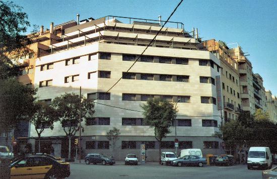 San Pau Hotel, Exterior