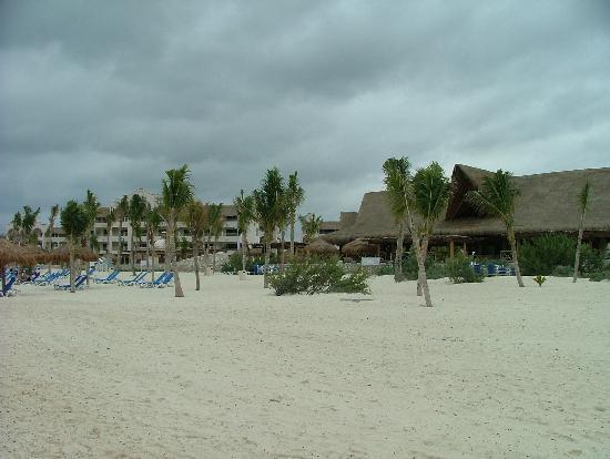 Excellence Riviera Cancun : beach