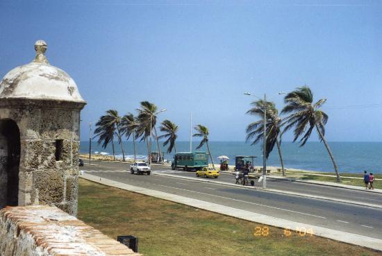 Sofitel Legend Santa Clara: View from hotel