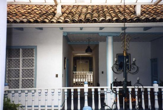 Hotel Inca Real: Upper floor
