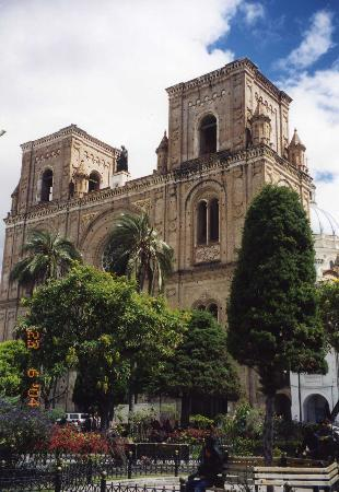 Cuenca's Cathedral