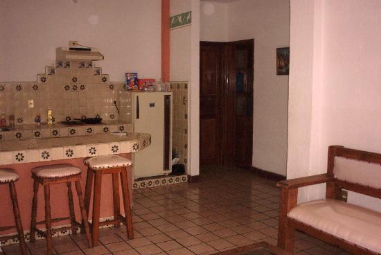 Estancia San Carlos: 2 bedroom, kitchen / bar