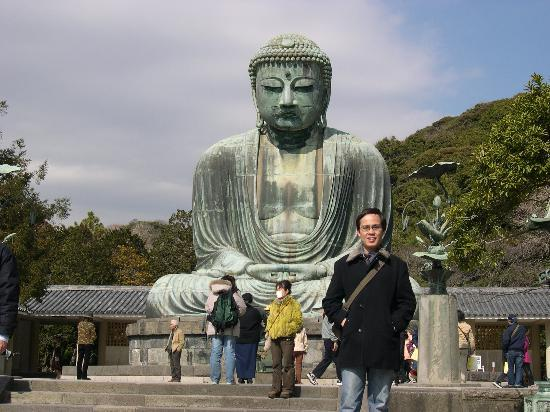 Giant Buddha of Kamakura