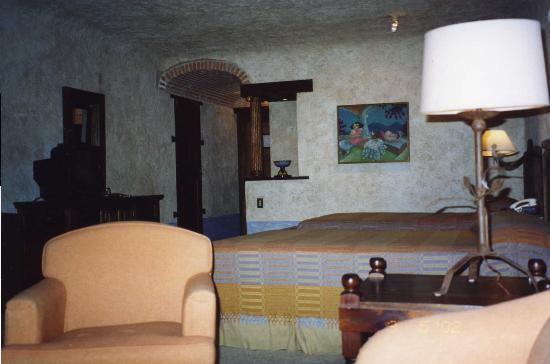 Casa Santo Domingo: Standard room-2