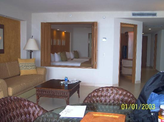 Grand Velas Riviera Nayarit: picture of our room