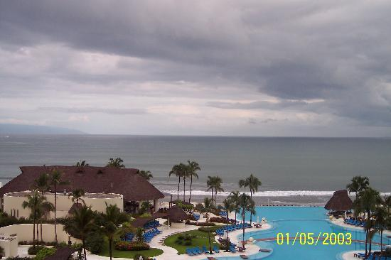 Grand Velas Riviera Nayarit: pic from balcony