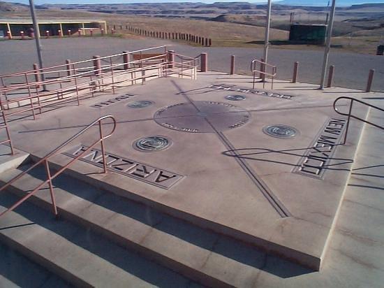 Four Corners Monument لوحة