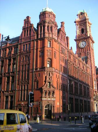 The Palace Hotel: Palace Hotel, Manchester (UK)