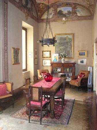 Hotel Reale: Sitting area
