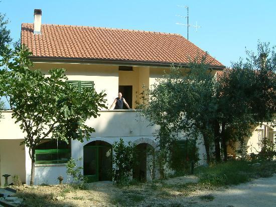 Azienda Agrituristica Il Quadrifoglio : From the side