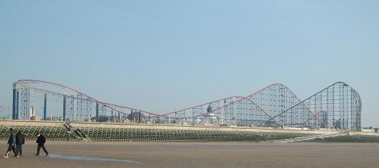 Blackpool, UK: THis is wat i went on