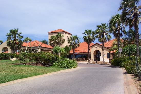 Tierra del Sol Resort & Golf: Tierra del Sol Golf Course - Aruba