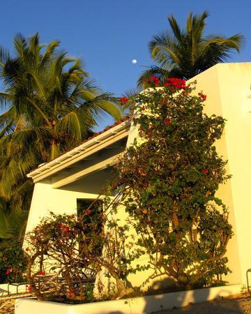 Mango Bay Resort : Sunset on the Villa