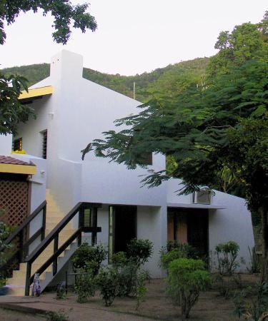 Mango Bay Resort : Our Garden Suite at Dusk