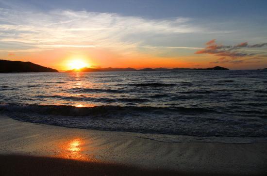 Mango Bay Resort: Another Beautiful Sunset