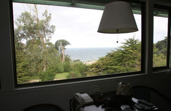 Seal Rock Inn: Ocean view