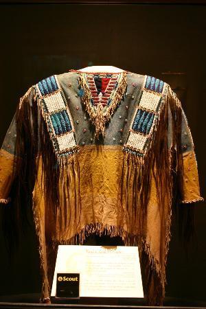 Buffalo Bill Historical Center : Red Cloud's Shirt