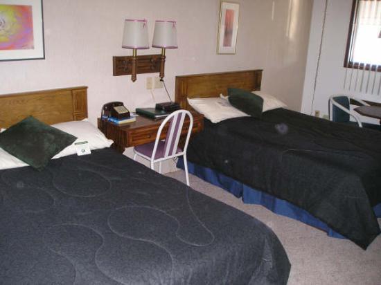 Soldotna Inn : Our room