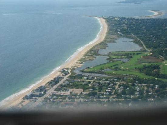 Sandy Shore Motel: Area View