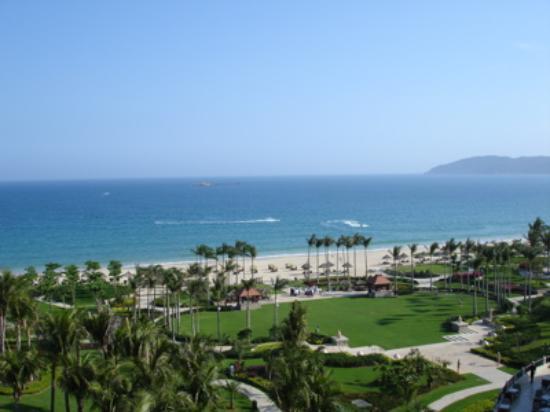 Sanya Marriott Yalong Bay Resort & Spa: View From Room