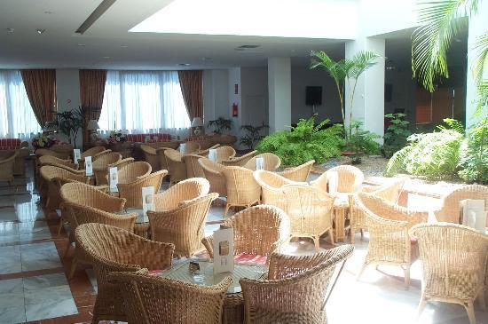 Hotel Puerto de la Cruz: Lounge