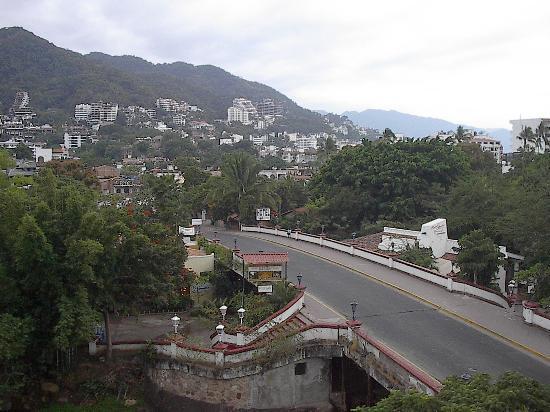 Encino Hotel: View from Hotel Encino