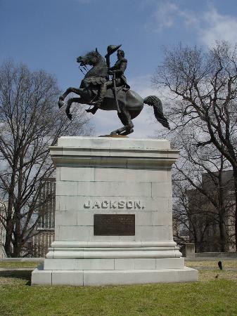 Nashville, TN: President Andrew Jackson