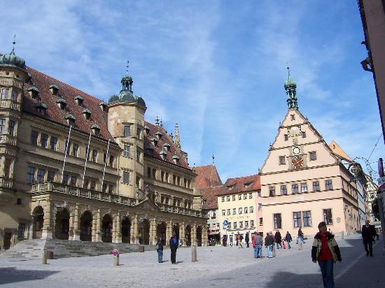 ‪Rothenburg Town Hall (Rathaus)‬