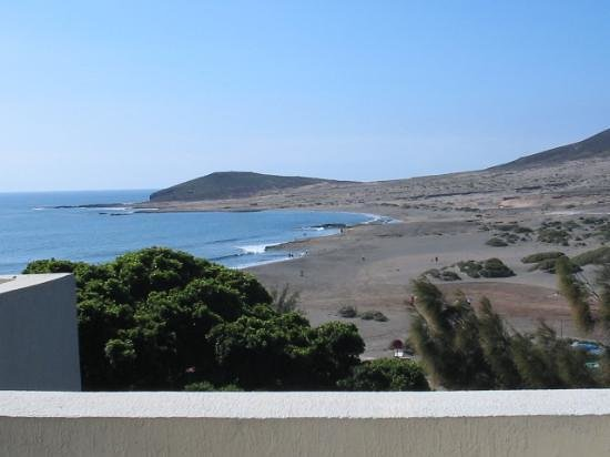 Hotel Playa Sur Tenerife: view from a third floor room