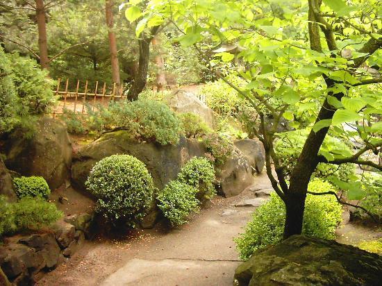 Manito Park: Japanese Gardens