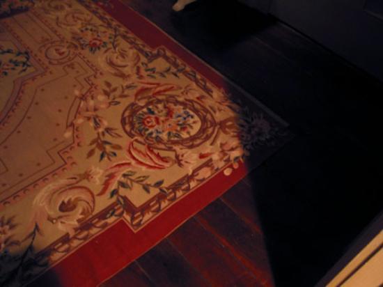 McKendrick - Breaux House: rug