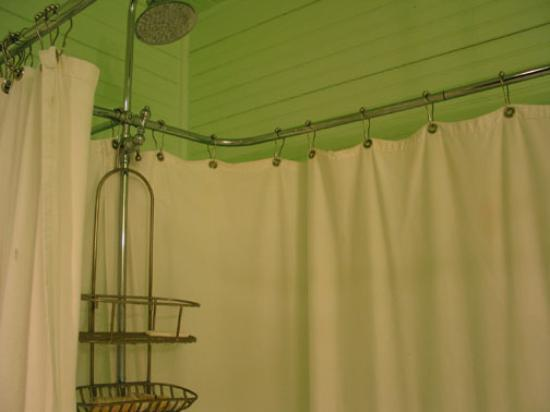 McKendrick - Breaux House: shower