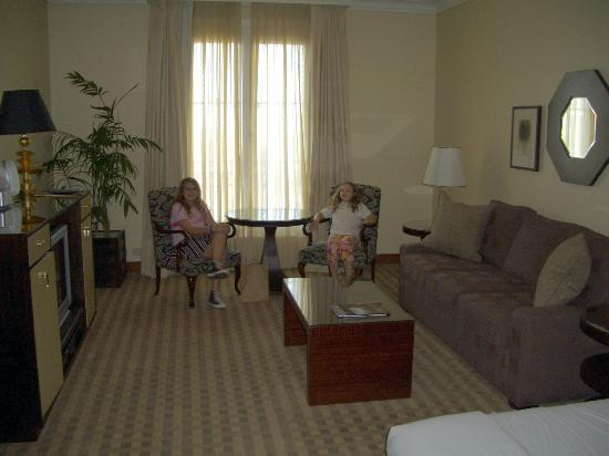 Four Seasons Hotel Buenos Aires: suite living room