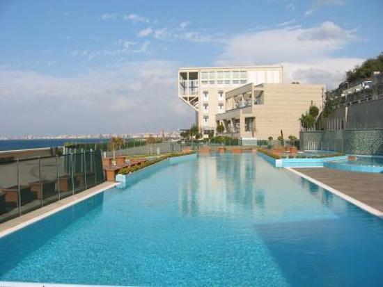 Towers Hotel Stabiae Sorrento Coast : Pool
