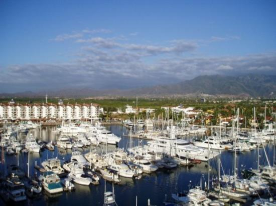 Marina Vallarta: View from the lighthouse